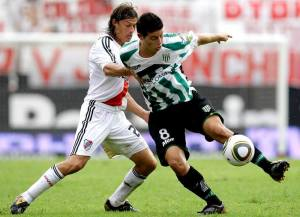 JAMES RODRIGUEZ EN BANFIELD PROFUTBOLISTA