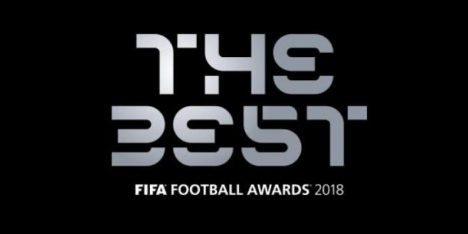 "PREMIOS ""THE BEST"" FIFA 2018"